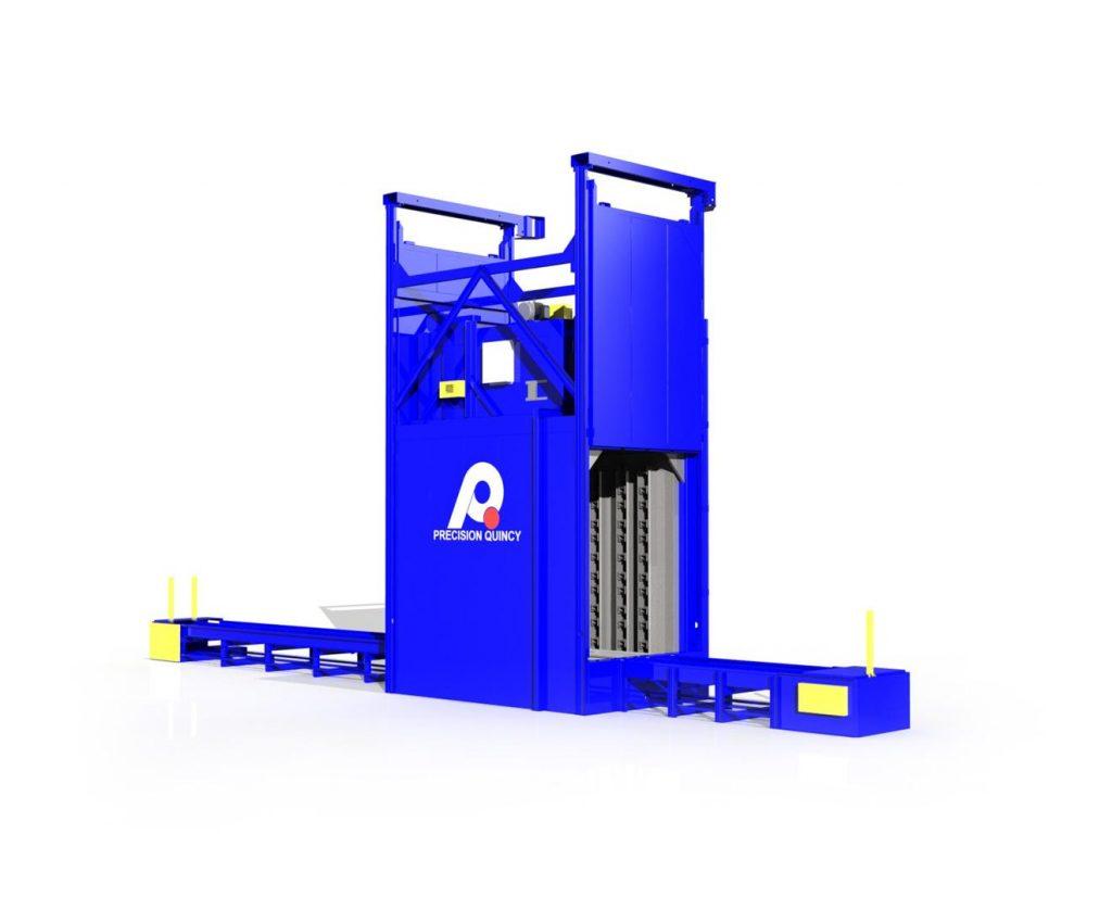Large Industrial Conveyor Oven