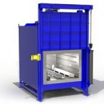 Blue Draw Batch Furnace PQ Ovens
