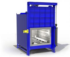 Blue Draw Batch Furnace PQ Ovens