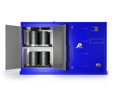 Drum Heating Barrel Warming Ovens