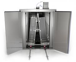 Heat Soaking Oven for Glass PQ Ovens