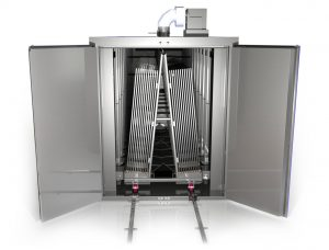 Glass Heating Soaking Oven