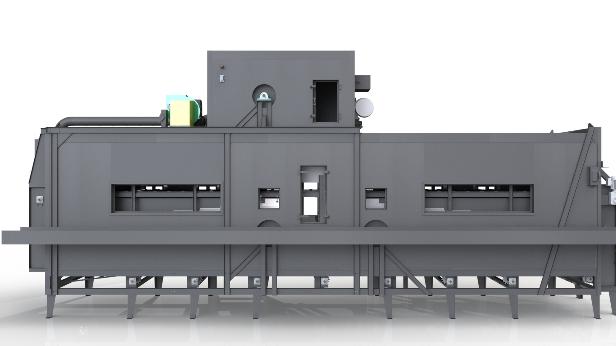 Status Quo Industrial Oven